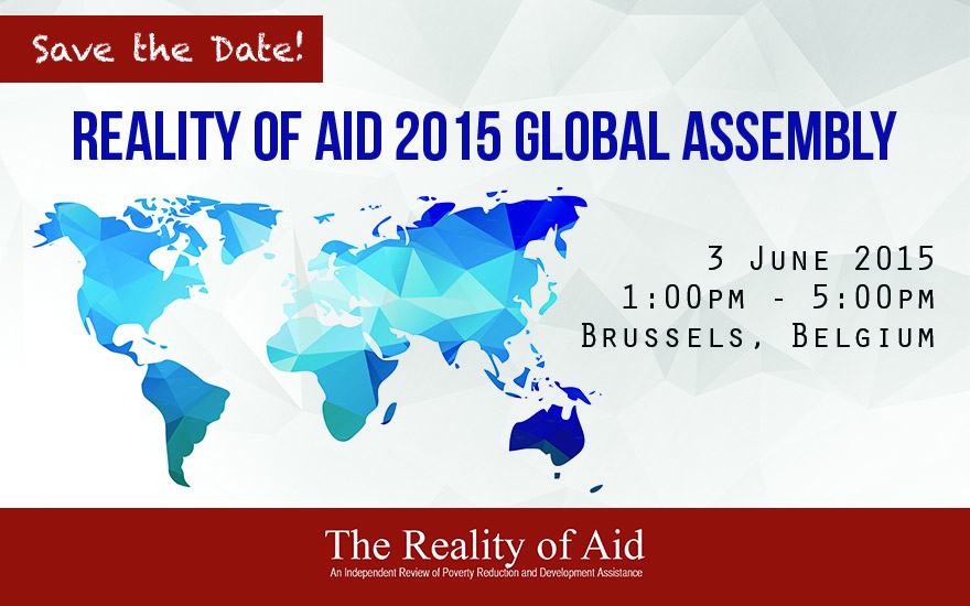 Save the Date - RoA Global Assembly